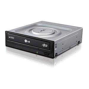 e8748374538 H.L Data Storage DVD-Writer HH Bare type GH24NSD5 Internal, Interface SATA,  DVD±R/RW, CD read speed 48 x, CD write speed 48 x, Black, Desktop